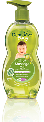 Olive Massage Oil