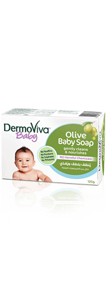 Olive Baby Soap